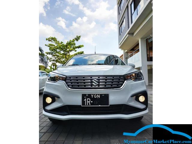 Suzuki Ertiga 2019 model