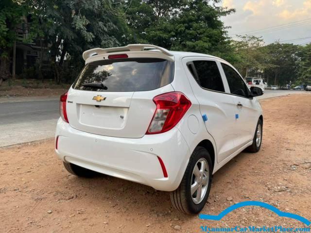 Chevrolet Spark 2019 Model