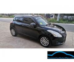 Suzuki Swift 2010 late 2011