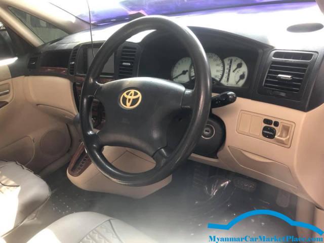 Toyota Spacio Model 2002