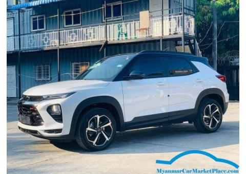 Chevrolet Trailblazer BRAND NEW 2021 Model
