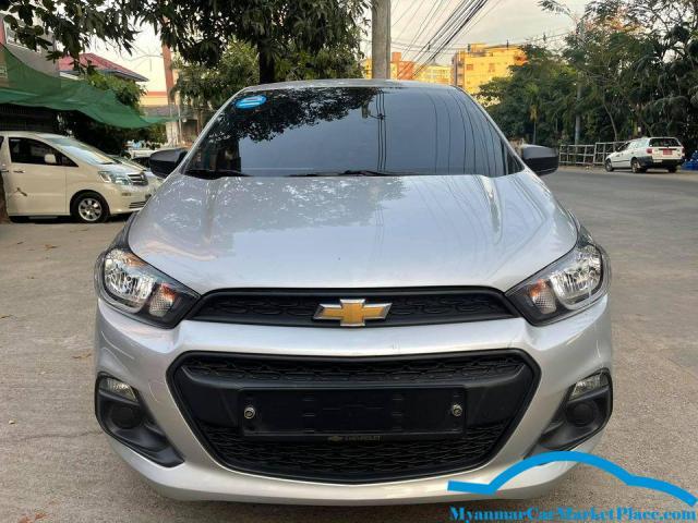 Chevrolet Spark 2018 Model