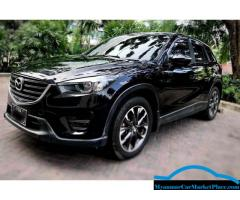 2015 Mazda CX-5 Second Generation