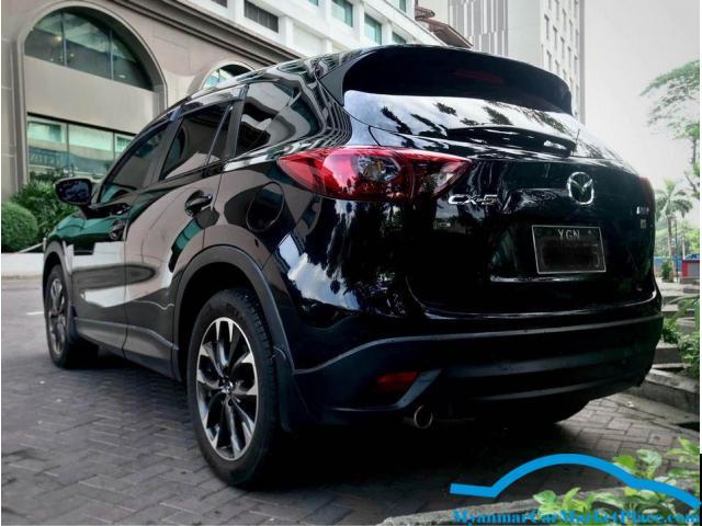 2015 Mazda CX-5 Second Generation
