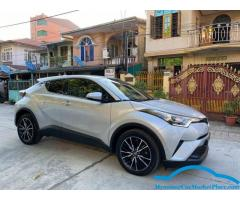 2017 Toyota C-HR For Sale