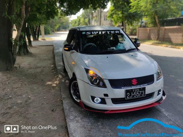 Suzuki Swift JDM