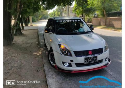 Suzuki Swift JDM