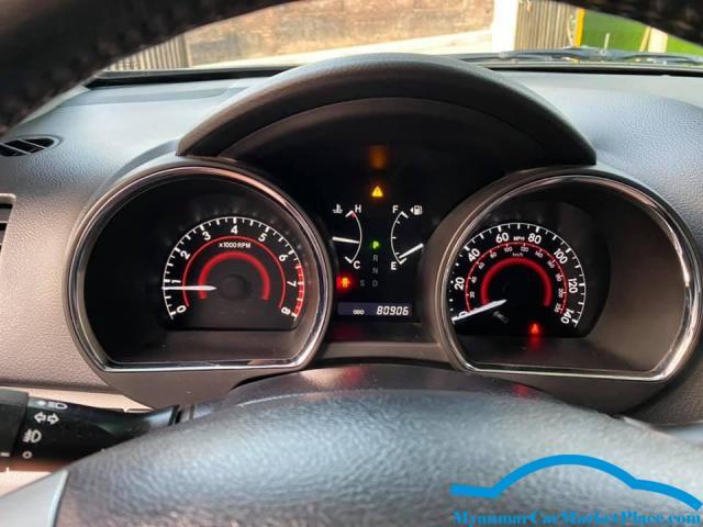 Toyota Highlander  2011 model