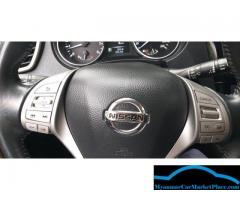 Nissan Qashqai 2015 model