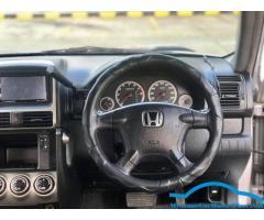 Honda CRV - RD5 2002 Model