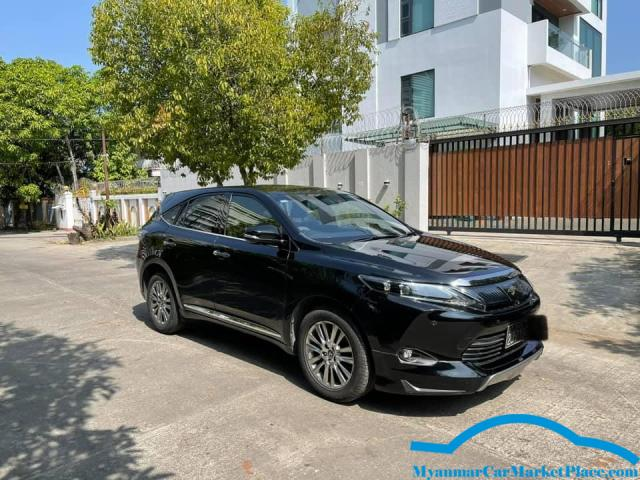 Toyota Harrier 2014 Premium