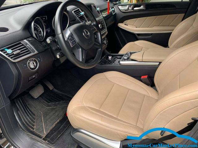 Mercedes Benz GL500 2015 Super Black