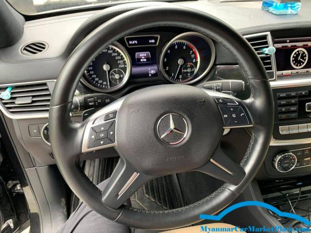 Mercedes Benz GL500 2015 Super Black