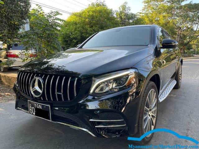 Mercedes GLC 300 Coupe 4Matic