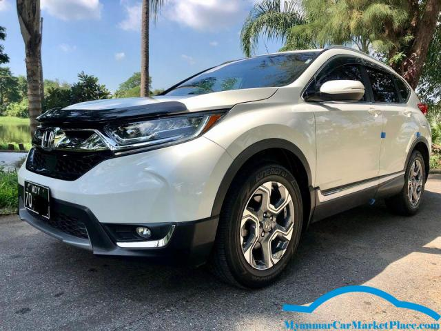 HONDA  CRV Touring  Grade Highest  Grade  2017 Model