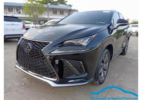 LEXUS NX300 ( USA ) 2018 MODEL