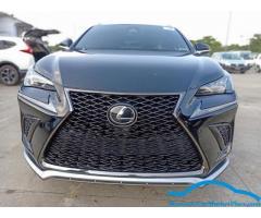 LEXUS NX300 ( USA ) 2018 MODEL